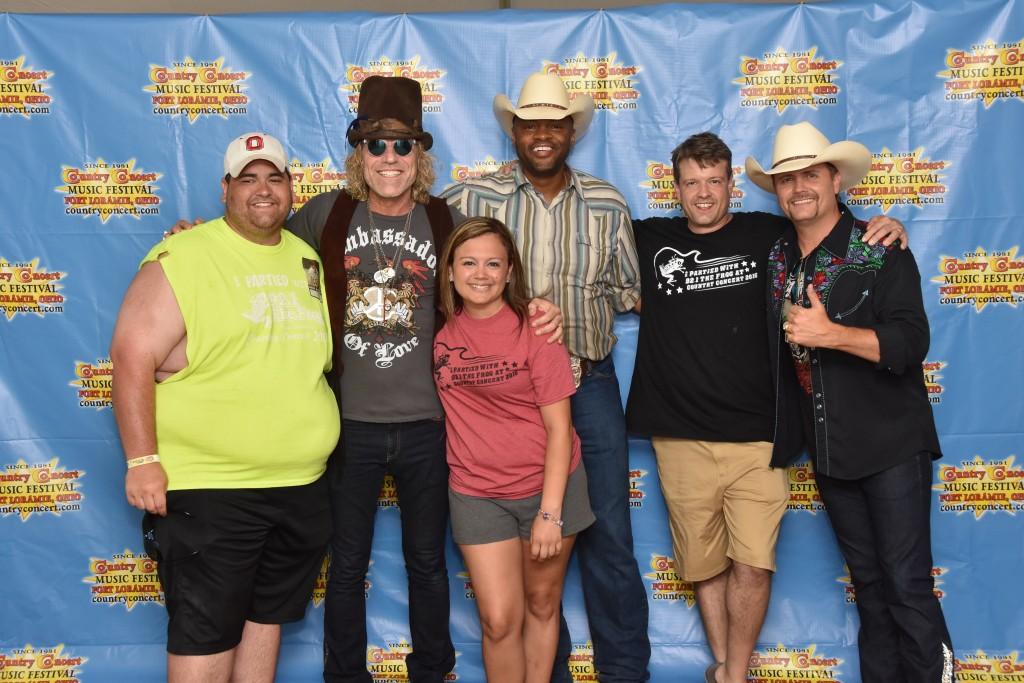 Big&Rich with Cowboy Troy