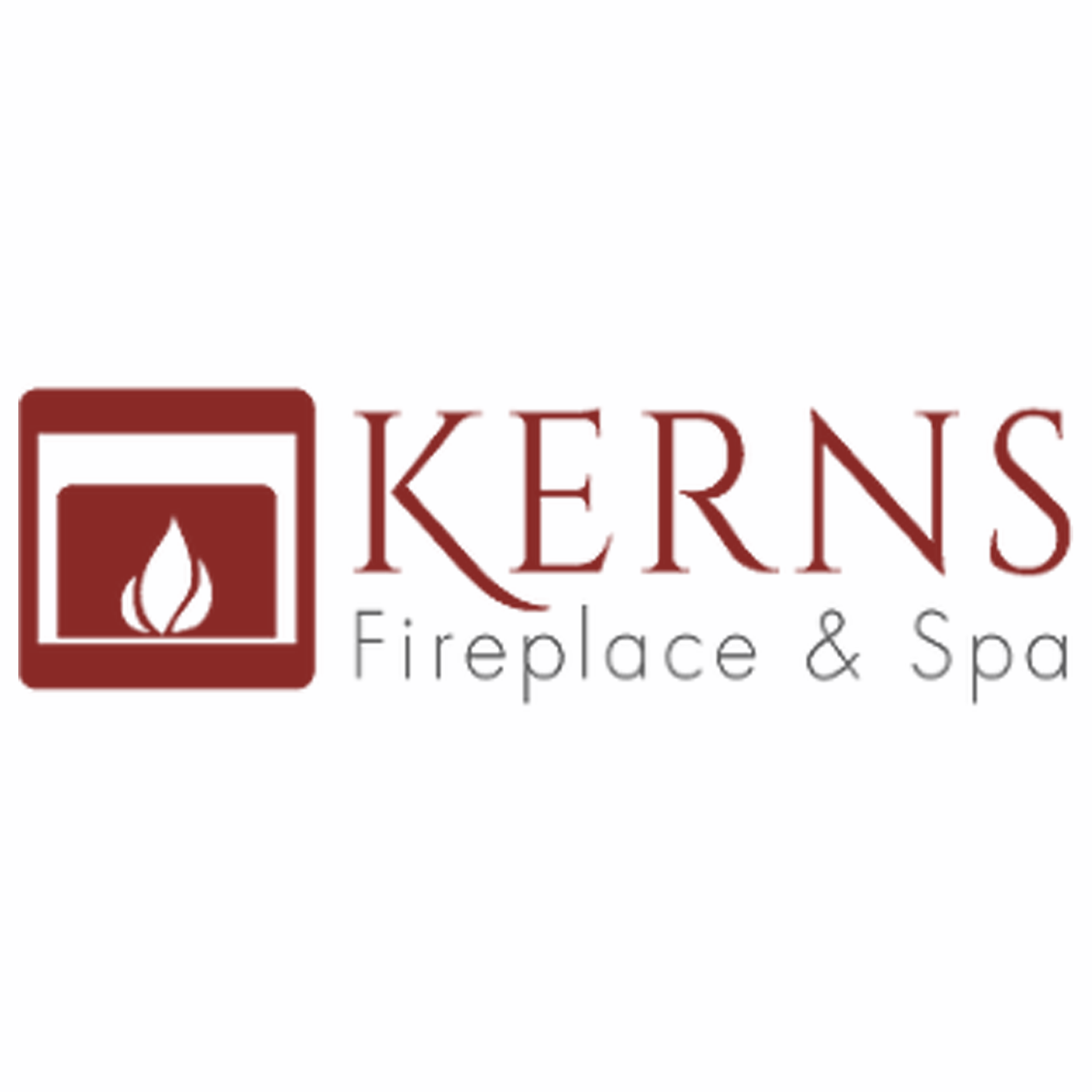 the big gift giveaway at kerns fireplace and spa new country 92 1 rh 921thefrog com Fireplace Surrounds Brown Fireplace