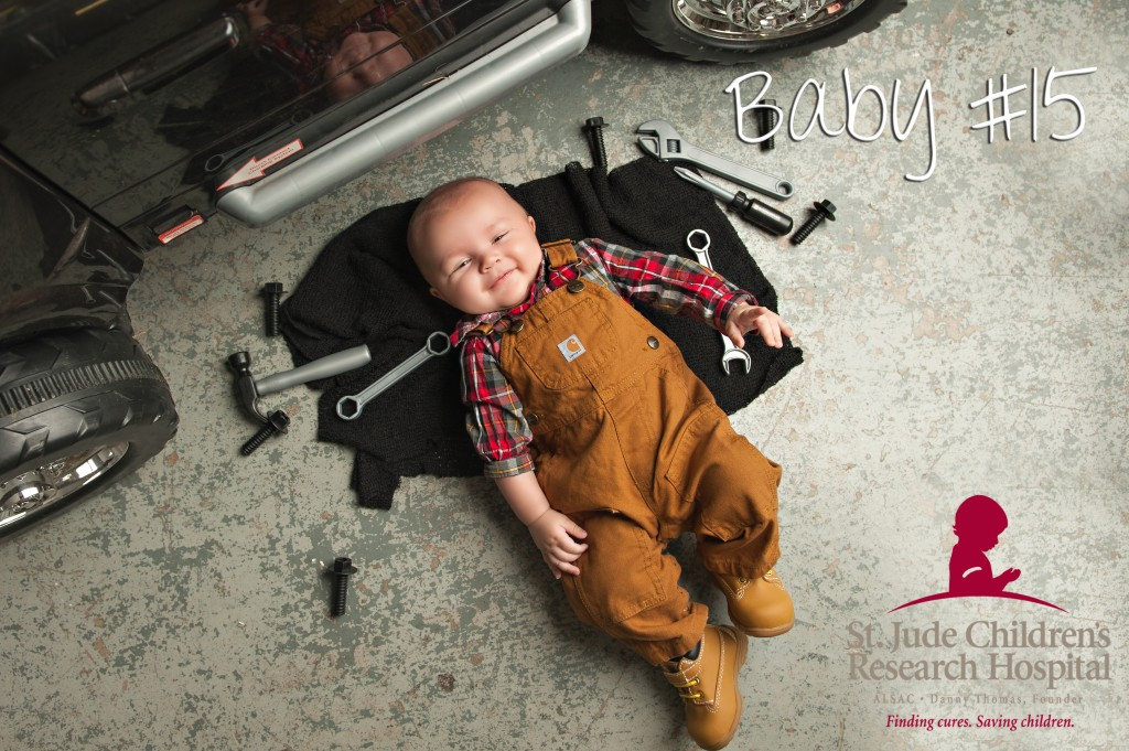 Click here to donate & vote for Baby #15