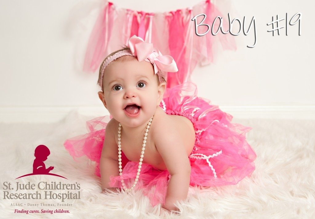 Click here to donate & vote for Baby #19
