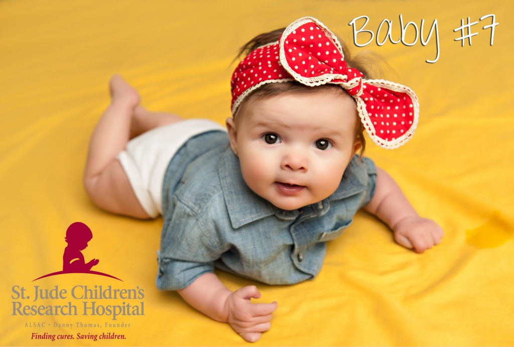 Click here to donate & vote for Baby #7