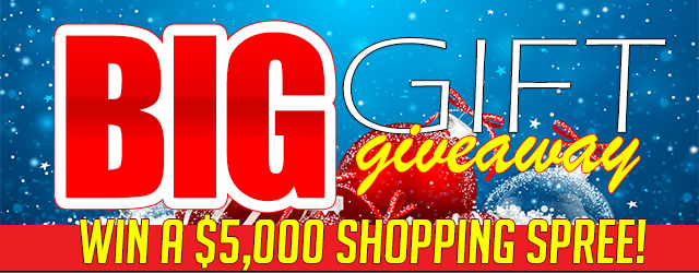 Gift Giveaway At Westrich Furniture